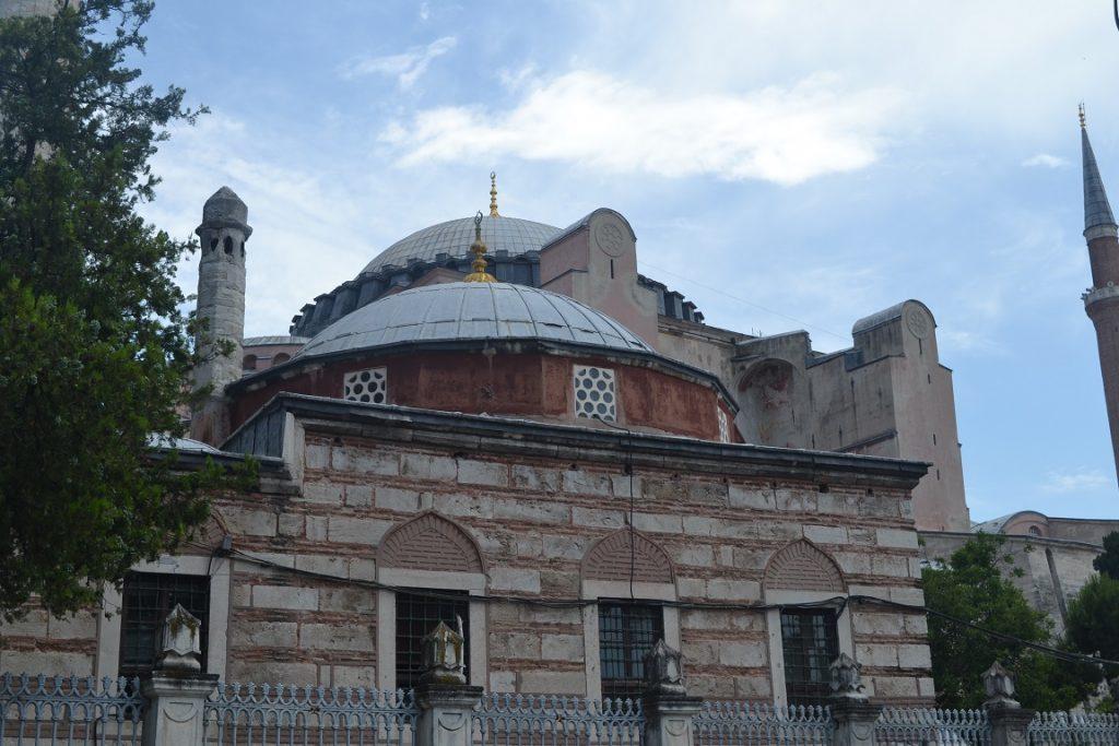 hagia sophia di turki lebih dekat