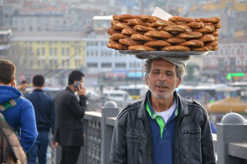 Tukang Roti di Istanbul