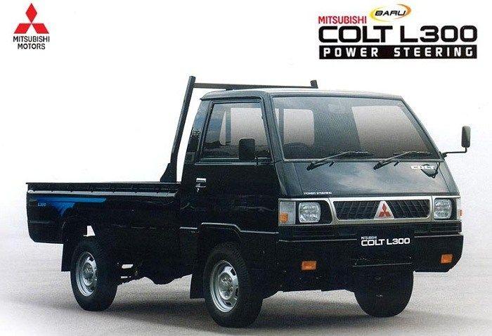Mitsubishi colt L300 mobil impianku